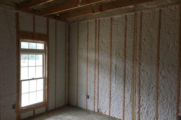 spray foam insulation bradfordville fl
