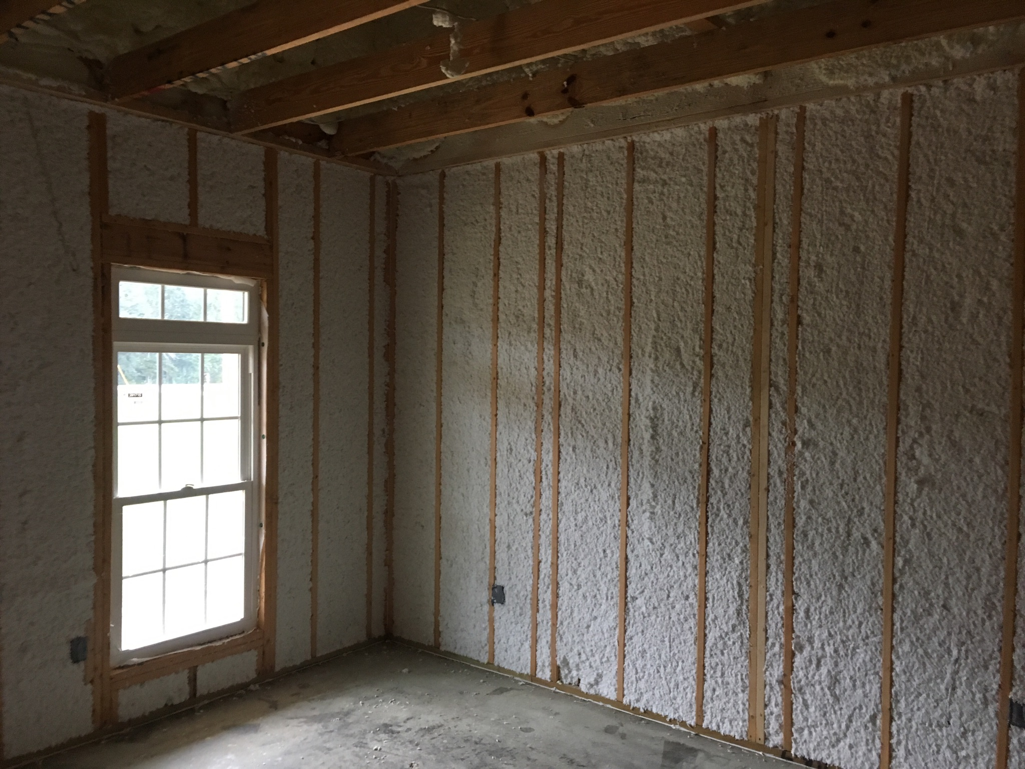 spray foam insulation bradfordville fl